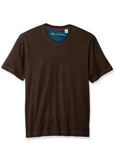 Robert Graham Men's Short Sleeve Classic Fit Jersey Tee Shirt  3XLARGE