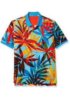 Robert Graham Men's S/S Knit Polo