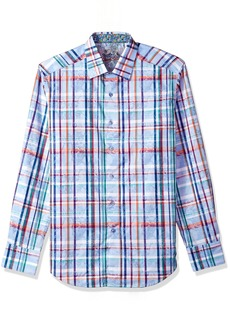 Robert Graham Men's Stowe Classic Fit Sport Shirt