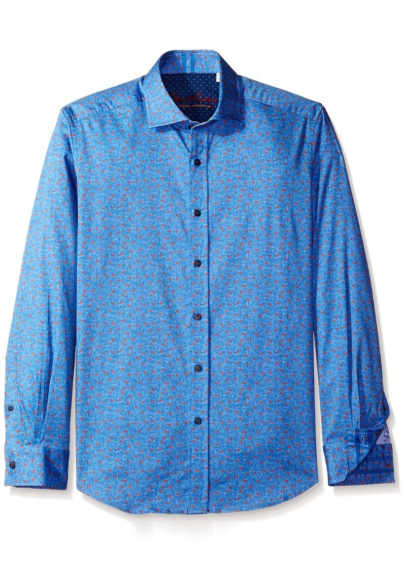 Robert graham robert graham men 39 s tailored fit long sleeve for Robert graham sport shirt