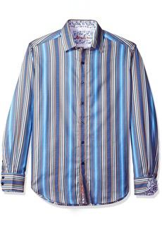 Robert Graham Men's Taino 2 Classic Fit Sport Shirt  Medium