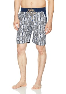 Robert Graham Men's Tongva Park Swim Trunk