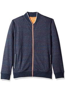 Robert Graham Men's Vagabond Cotton Full Zip Knit