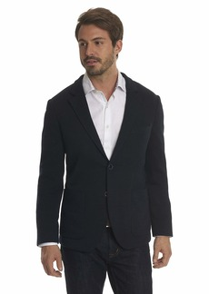 Robert Graham Men's Waldo Tailored Fit Knit Sportcoat