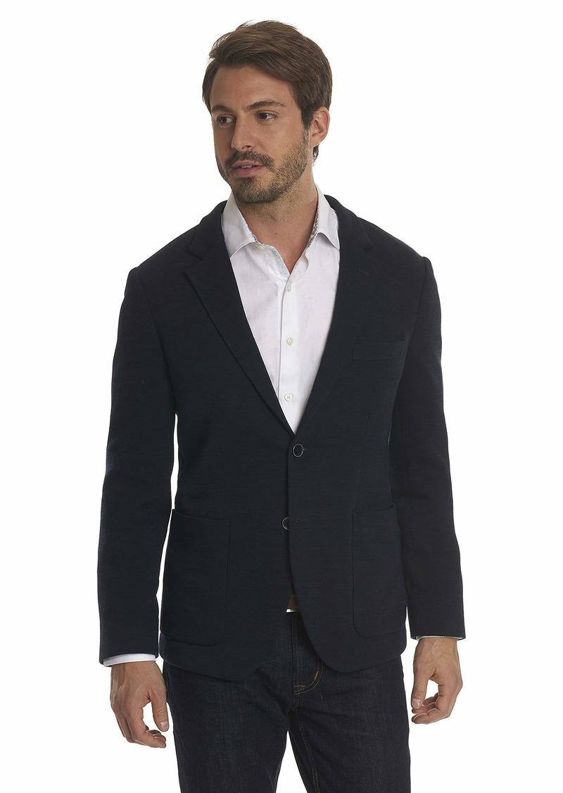 Robert Graham Men's Waldo Tailored Fit Knit Sportcoat