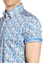 Robert Graham Meyer Tailored Fit Sport Shirt