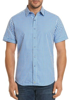 Robert Graham Morales Gingham Button-Down Shirt