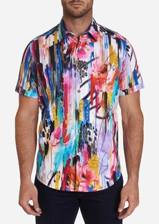Robert Graham Mph Short Sleeve Shirt
