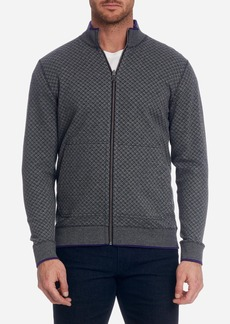 Robert Graham Mulhare Full Zip Knit