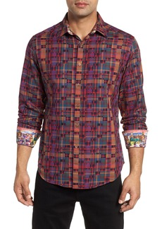 Robert Graham Nash Classic Fit Sport Shirt