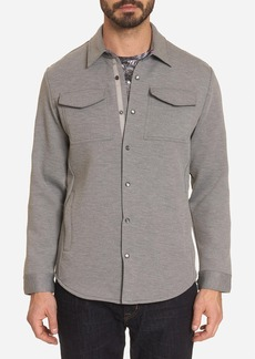 Robert Graham Navarre Knit Shirt Jacket
