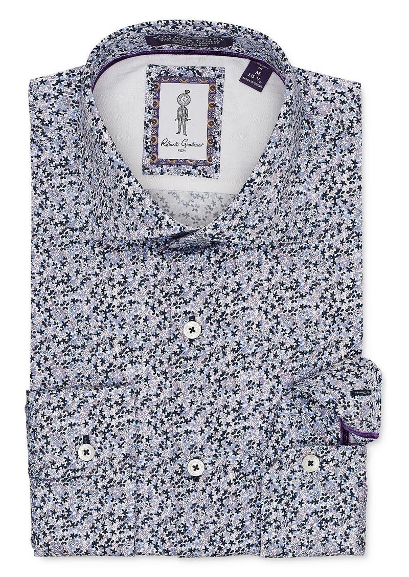 Robert Graham Nibley Floral Regular Fit Dress Shirt