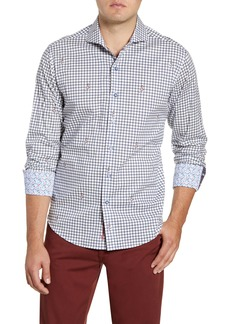 Robert Graham Norma Jean Regular Fit Check Button-Up Shirt