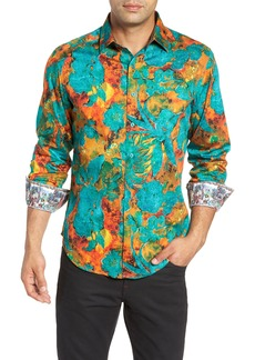 Robert Graham North Wales Classic Fit Sport Shirt