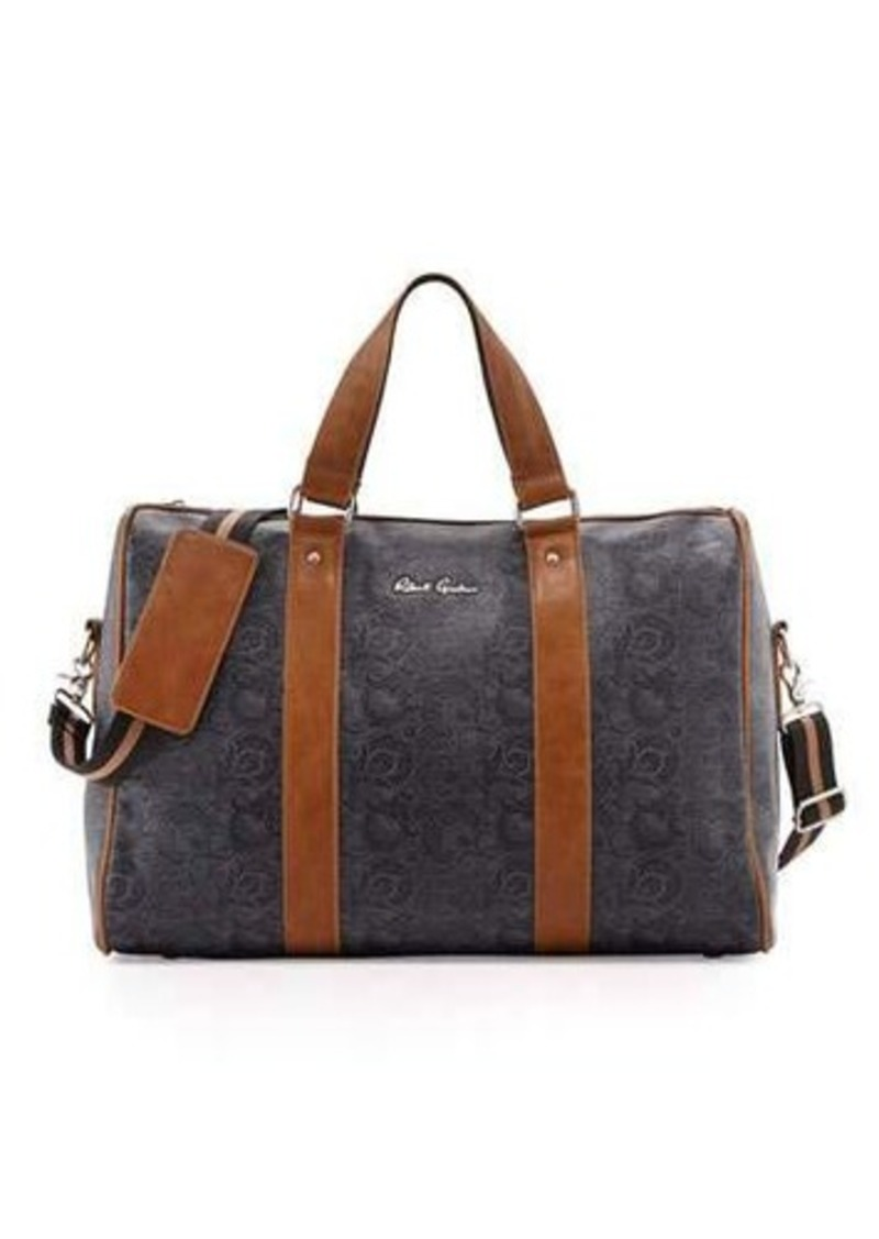 Robert Graham Overnight Bag in Faux Leather