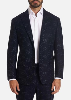 Robert Graham Paisley Embroidered Sport Coat