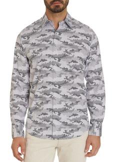 Robert Graham Paloma Printed Long Sleeve Shirt