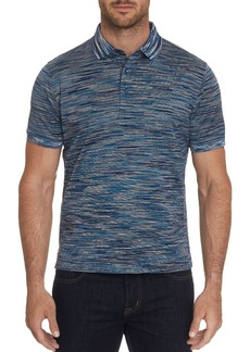 Robert Graham Patrin Variegated Classic Fit Polo Shirt