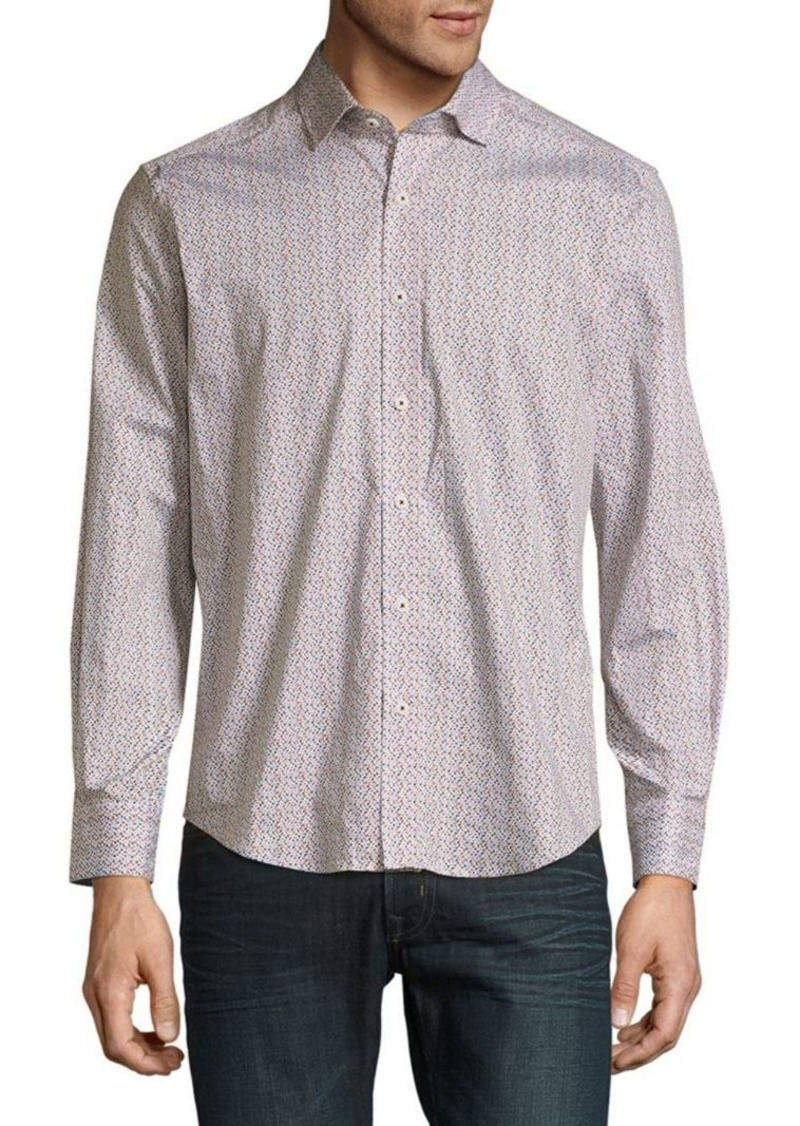 Robert Graham Phillip Button-Down Shirt