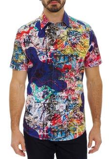 Robert Graham Phoenix Short Sleeve Shirt