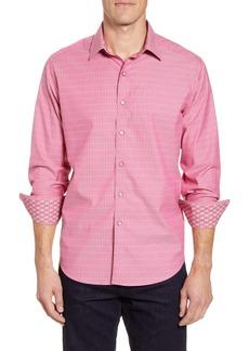 Robert Graham Pico Classic Fit Button-Up Shirt