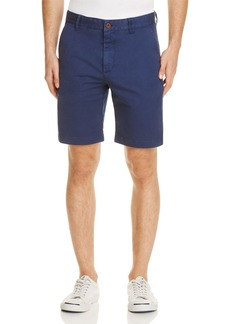 Robert Graham Pioneer Stretch Cotton Shorts