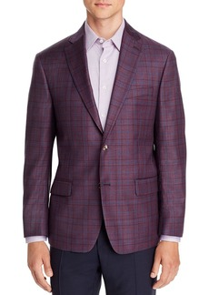 Robert Graham Plaid Classic Fit Sport Coat