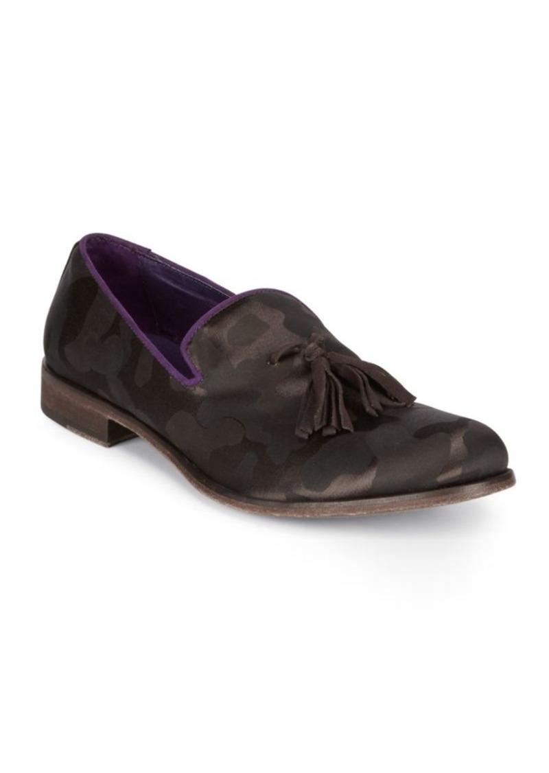 Robert Graham Princeton Fabric Loafers