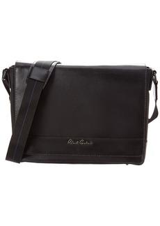 Robert Graham Rallis Leather Messenger Bag
