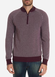 Robert Graham Rhett 1/4 Zip Sweater