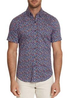 Robert Graham Roark Short-Sleeve Floral-Print Shirt, Bloomingdale�s Slim Fit - 100% Exclusive
