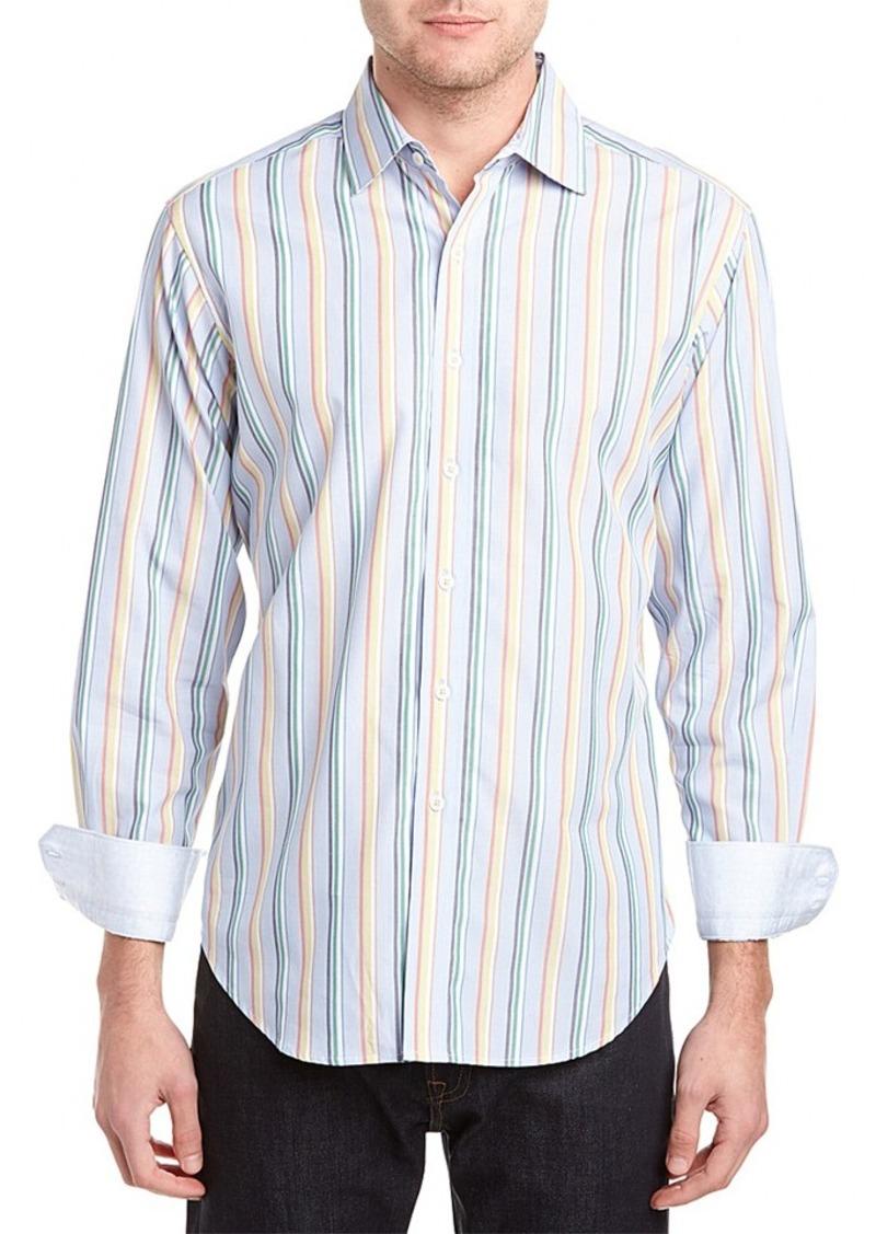 Robert Graham Robert Graham Bradley Woven Shirt