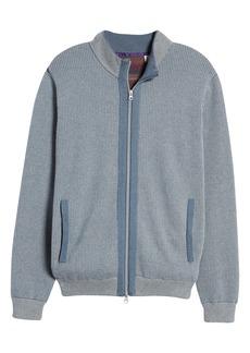 Robert Graham Rodin Zip Sweater