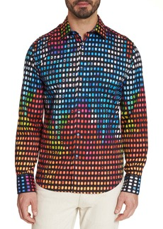 Robert Graham Rotan Sport Shirt