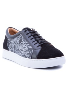 Robert Graham Rubio Floral Sneaker (Men)