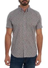 Robert Graham Ruffin Short Sleeve Shirt