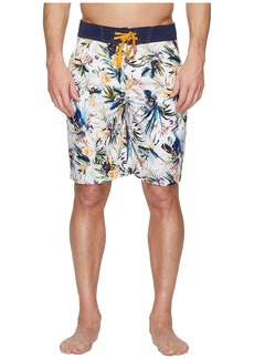 Robert Graham Rumba Woven Swim Boardshorts