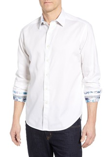 Robert Graham Rutherford Classic Fit Sport Shirt