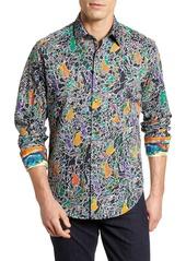 Robert Graham Samurai Classic Fit Sport Shirt