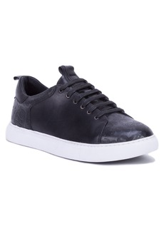 Robert Graham Sanderson Embossed Sneaker (Men)