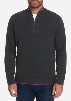 Robert Graham Selleck 1/4 Zip Sweater