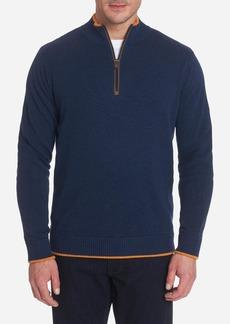 Robert Graham Selleck 1/4 Zip Sweater