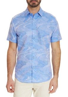 Robert Graham Sequential Short Sleeve Shirt