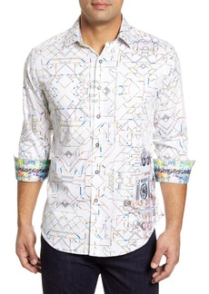 Robert Graham Short Circuit Classic Fit Button-Up Shirt