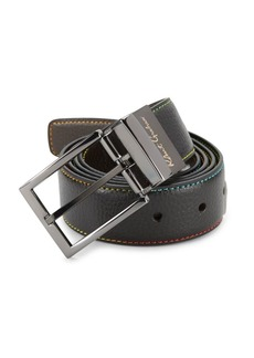 Robert Graham Simulated Leather Belt