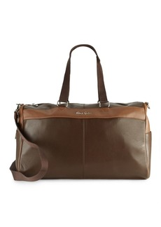 Robert Graham Siran Leather Duffel Bag
