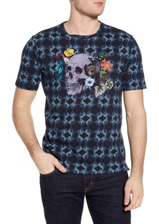 Robert Graham Speed Limit Graphic Tee