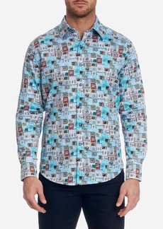 Robert Graham Stay Tuned Sport Shirt