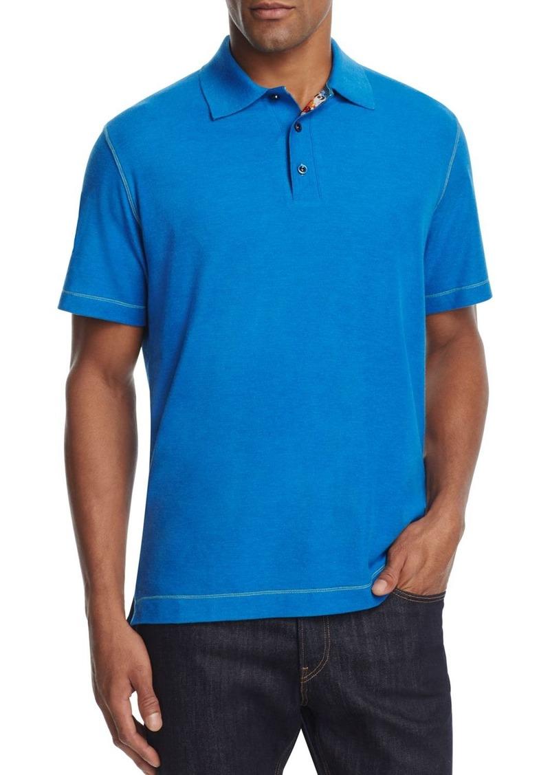 334df826089c Robert Graham Robert Graham Stellar Classic Fit Polo Shirt - 100 ...