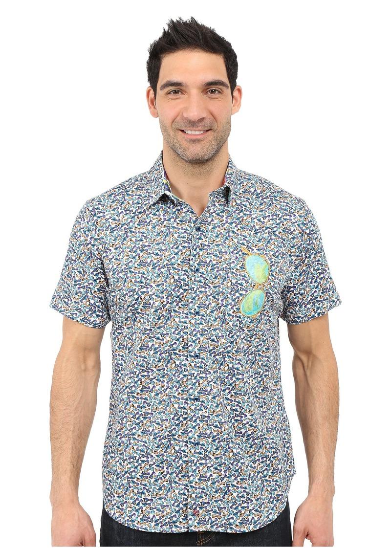Robert Graham Sunglass Valley Short Sleeve Shirt